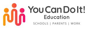 You Can Do It! Education footer logo