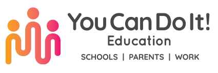 You Can Do It! Education logo