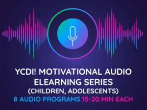 YCDI! Education Motivational Audio Elearning Series